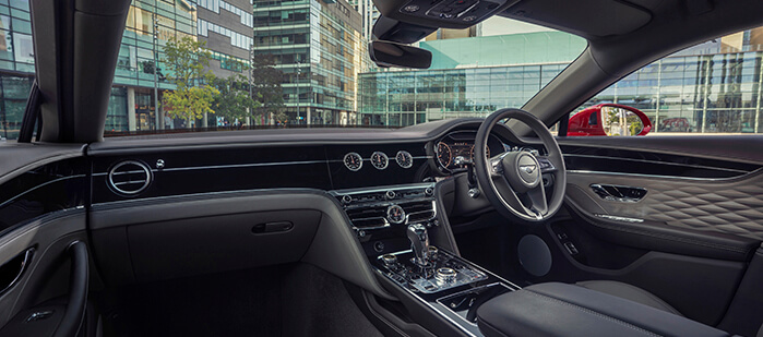 discover the new flying spur range