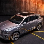 The New Bentley Bentayga Suv Bentley Motors