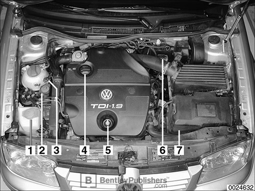 Parts Vw Jetta Catalog 2001