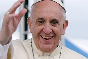 Pope Francis on Saturday met with a transgender man from Spain during a private audience at the Vatican. (Photo by Jeon Han; courtesy Wikimedia Commons)