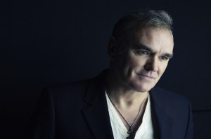 Photo of Morrissey by Michael Muller