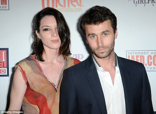 It is unclear when or where the alleged rape occurred. Stoya (left with Deen in April last year) revealed that she was dating the adult movie actor in an interview with the Huffington Post in July 2013, but the pair broke up sometime in 2014