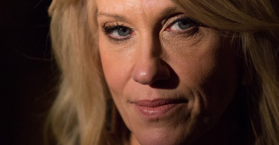 Kellyanne Conway in an undated promotional photo