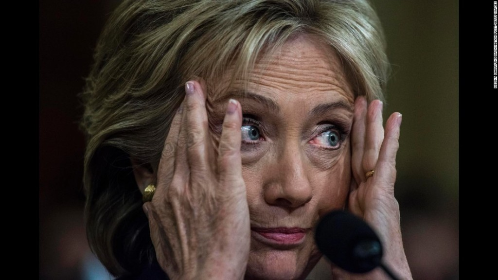 Flop transference victim: Hillary Rodham Clinton ponders her failure