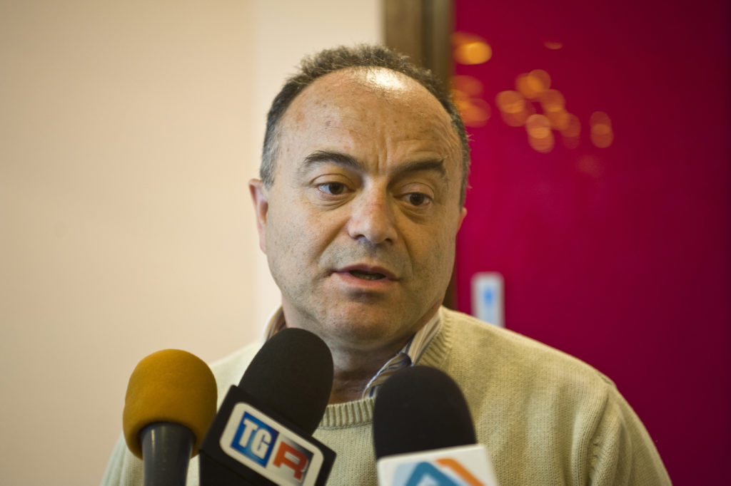 Nicola Gratteri Added Prosecutor Anti-Mafia of Reggio