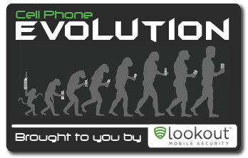 LookOut Moble - Cell Phone Evolution