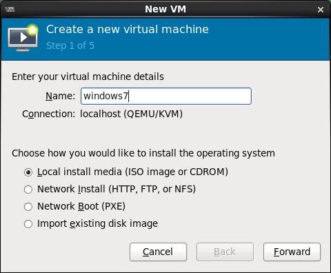 VirtualBox vs KVM – BenWeb