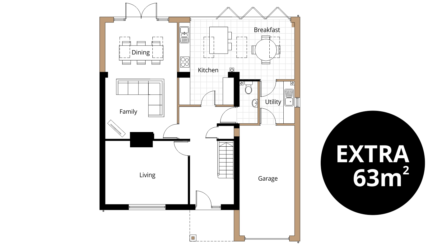 Kitchen Electrical Plan Uk