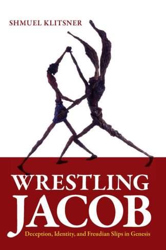 Wrestling Jacob (cover)