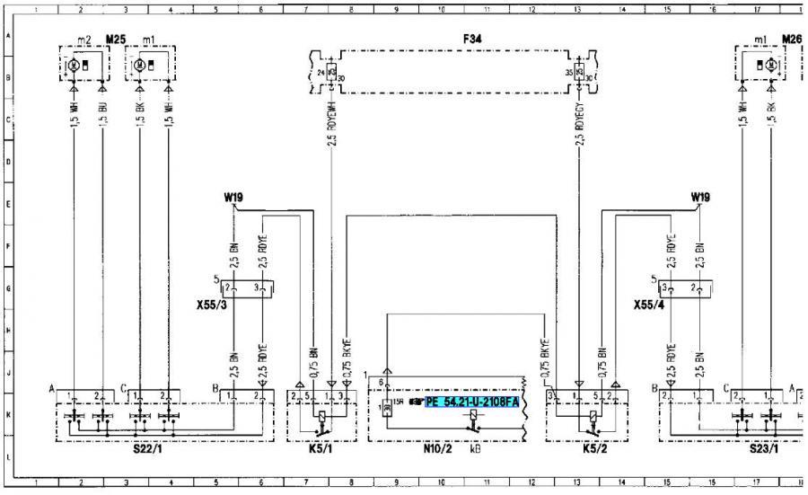 Mercedes Benz Wiring Diagram Nilzanet – Mercedes Wiring Diagrams