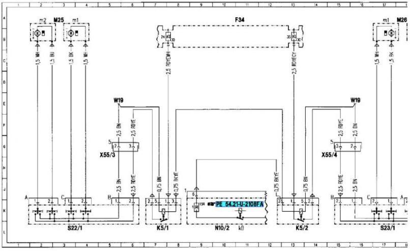 2003 Mercedes Sl500 Parts Diagram