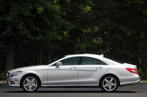 profile 597x396 2012 CLS550 Exterior Styling Stagnates?