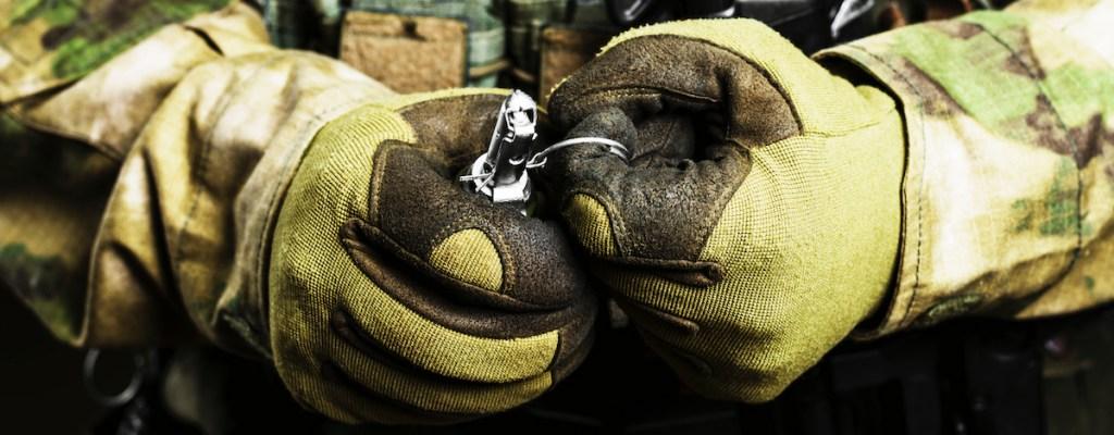 Theonomic Hand-Grenades
