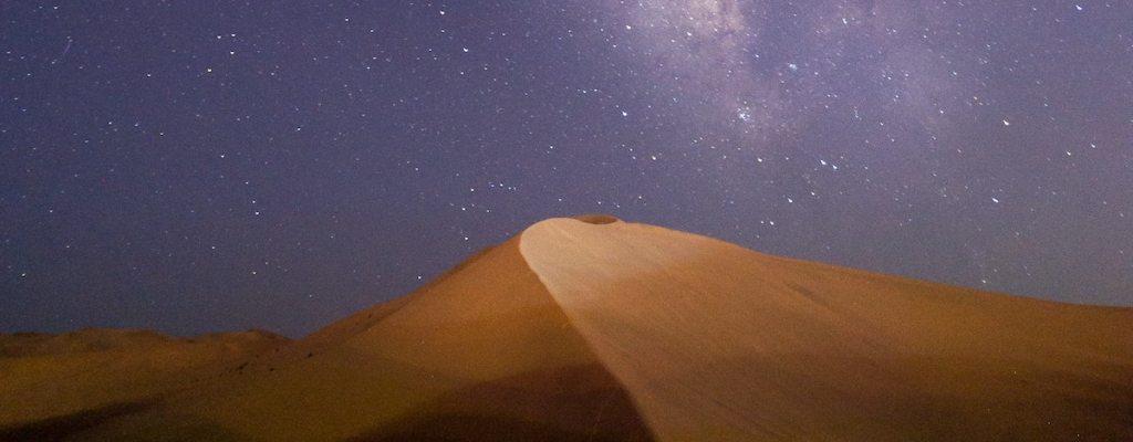 Sand and Stars