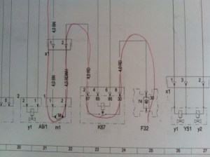 HELP! Airmatic pressor fuse and relay  MercedesBenz Forum