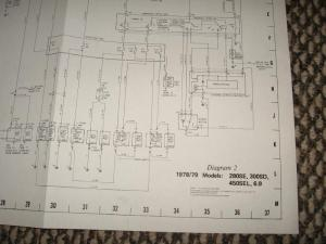 Wiring diagrams, 197879 450SLSLC (and all other models)  MercedesBenz Forum