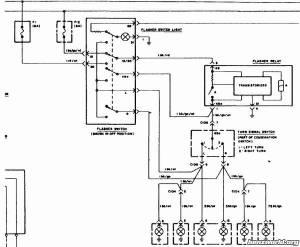 Location of SignalHazard Flasher Relay in '75 450SL