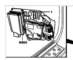 Bose AMP Location SLK 200 Kompressor  MercedesBenz Forum