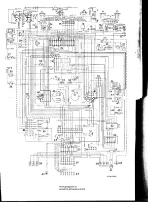 406 wiring diagram  MercedesBenz Forum