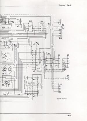Wiring diagram or color breakdown 1970 406  MercedesBenz Forum