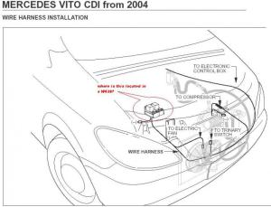 Mercedes Wiring Diagrams, Technical Schematics Etc  Page
