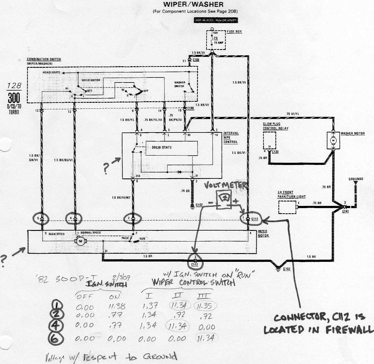Wrg Mercedes Benz W123 Wiring Diagram