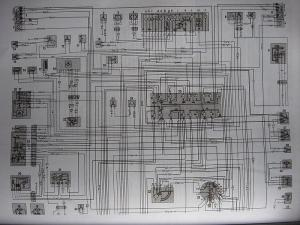Electrical diagram for 79 240d  MercedesBenz Forum