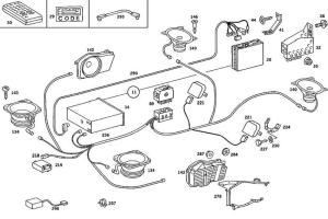 Becker 1432 wiring information?  MercedesBenz Forum