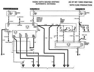 Factory speakerwire diagram  MercedesBenz Forum