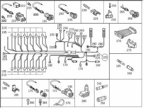 Need S600 Coupe Engine Wiring Harness electrical diagram  MercedesBenz Forum
