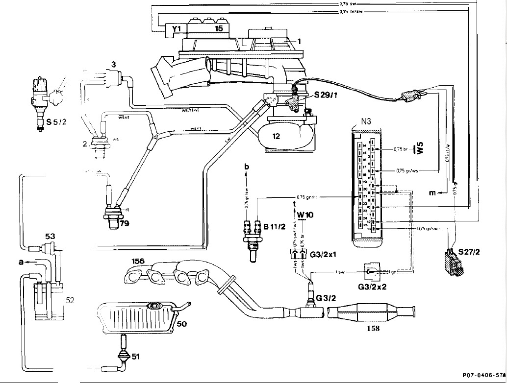 Mercedes E320 Engine Diagram