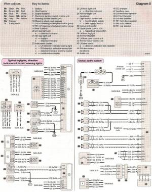 W211 Audio 20 Wiring Diagram  Somurich