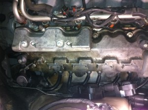Valve cover gasket and breather cover sealant DIY