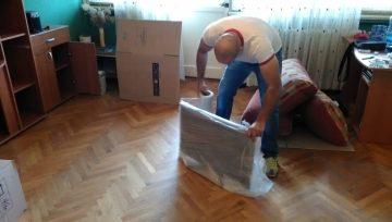 Kako preseliti televizor sa ravnim ekranom