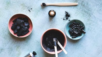 Activated charcoal has a ton of benefits for your health, wellness, and beauty regime