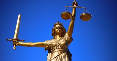 Vrouwe Justitia (William Cho, Pixabay)
