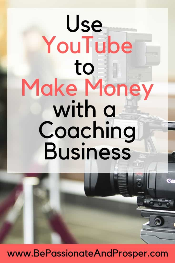 How to make $2000 a month using Youtube for a Coaching Business