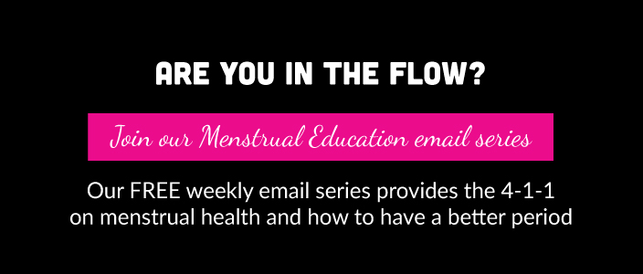 Menstrual Education Series