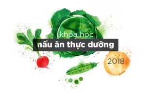 Khóa Học Nấu Ăn Thực Dưỡng 2018