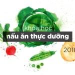 Khóa Học Nấu Ăn Thực Dưỡng 2019