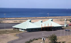 Image result for jf mitchell airport