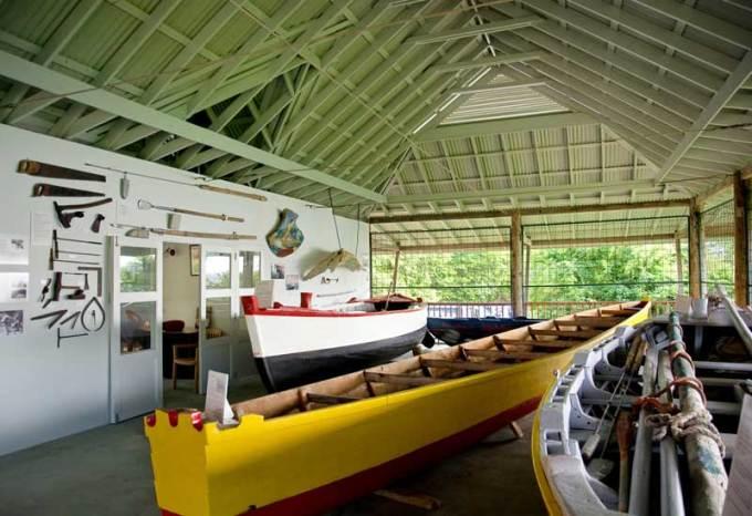 Bequia Boat Museum