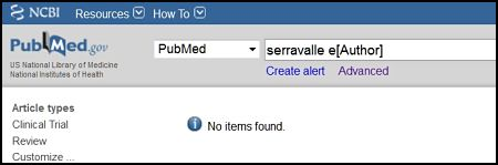 serravalle PubMed