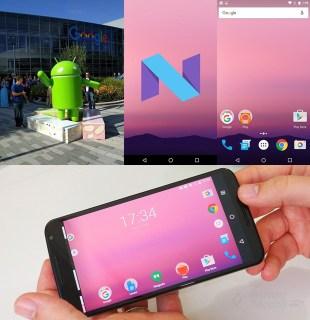 Android 7.0 Terbaru Resmi Bernama Nougat, Ini Fitur Barunya