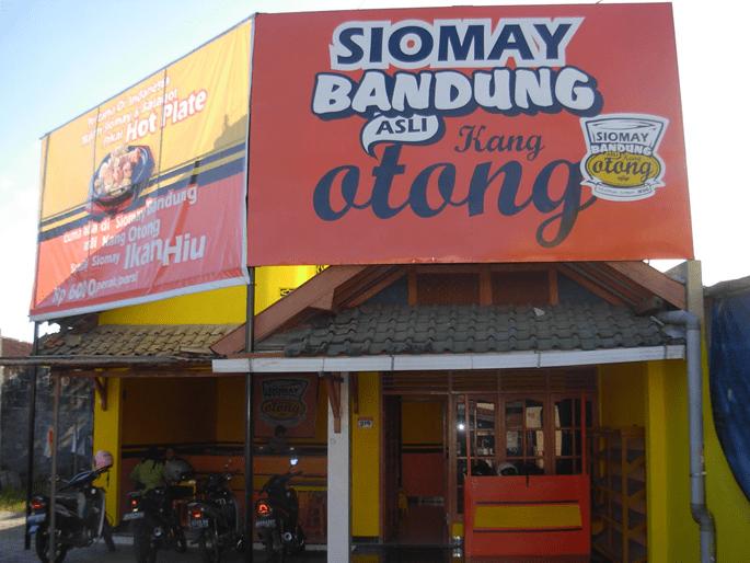 Pilihan Kuliner Street Food Siomay