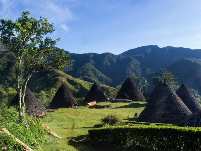 Wae Rebo, Desa Wisata di Langit di NTT