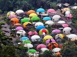 Menikmati Keindahan Desa Teletubbies di Yogyakarta