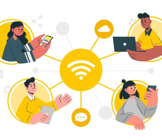 bisnis jaringan