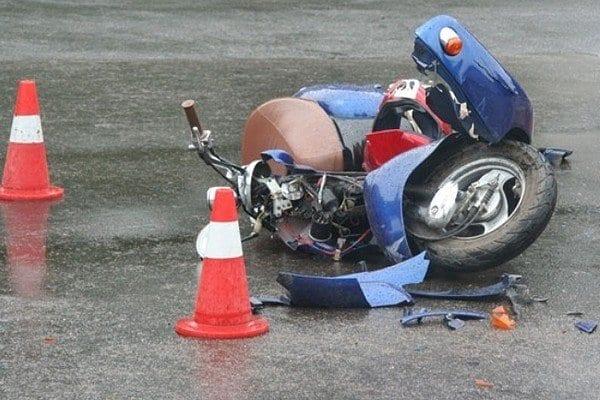 Минулого тижня у Гришківцях не поділили дорогу два мотороллера: один з водіїв – в реанімації