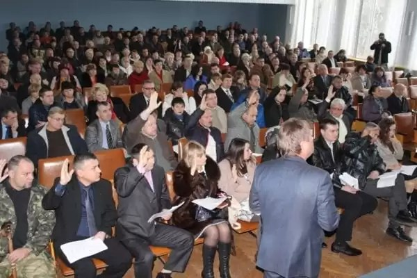 У Бердичівській міській раді об'єдналися представники кількох політичних сил